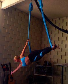 116 best aerial yoga  fitness images  aerial yoga yoga