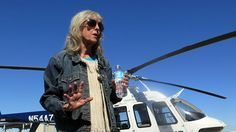TUCSON, Ariz. (AP) — Ann Rodgers ate plants and a turtle and made a 'help' sign large enough that a helicopter was able to find her after nine days in the Arizona wilderness.