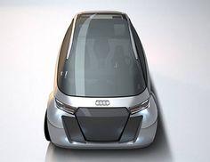 Audi A 2.0 e-tron concept car 3