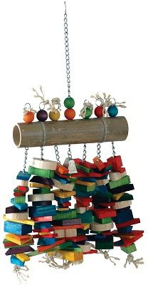 Giant Bamboo Chew - Extra Large Toys -