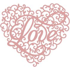 Intricut Love Heart Die 6.6 X 7.2 Cm   Hobbycraft Craft Stick Crafts, Decor Crafts, Hobbies And Crafts, Arts And Crafts, Scrapbook Images, Cut Out Shapes, Heart Pictures, Scan And Cut, Cricut Cards