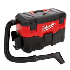 Milwaukee M18 18-Volt Lithium-Ion Cordless Wet/Dry Vacuum (Tool-Only)-0880-20 at The Home Depot
