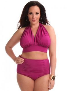 This figure flattering, fully lined bikini top offers the perfect blend of support and sexy.   Wide ties at the neck andPrice - $74.95-Mmm5gxph