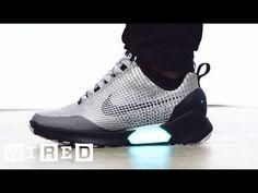 ナイキの自動靴ひも調整シューズ 「HyperAdapt 1.0」発売日が明らかに | Fashionsnap.com