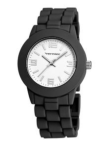 702f0a2292f Women s Black Watch by Vernier Watches at Gilt