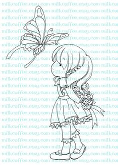 Hey, I found this really awesome Etsy listing at https://www.etsy.com/listing/93509818/digital-stamp-charlotte-and-butterfly