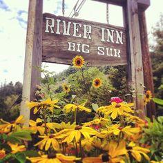 Big Sur River Inn & Restaurant in Big Sur, CA http://bigsurriverinn.com/