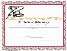 Scholarship award scholarshipaward scholarship awardcertificate scholarship award scholarshipaward scholarship awardcertificate award certificate of scholarship templates pinterest certificate yadclub Gallery