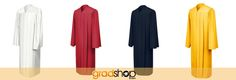Need Bachelor's Gown? Visit our website in www.gradshop.com to choose the perfect gown for you!