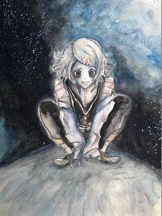 Juuzou Suzuya-Tokyo Ghoul by onlyoneformeCLAMP