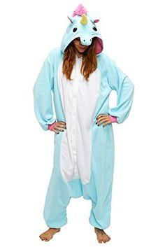 New Cosplay Pyjama Pyjama Kigurumi Licorne Violette ,Blue,Pink (S (hauteur: 151cm - 161cm), Blue) DIY Outdoor http://www.amazon.fr/dp/B013JH2CP6/ref=cm_sw_r_pi_dp_cGrhwb1FX8QKH Pyjamas, Rain Jacket, Jackets, Gifts, Windbreaker, Ideas, Fashion, Bleu, Quinceanera Gifts
