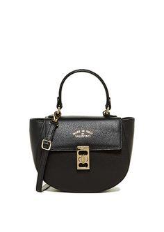 7ff321306567f Valentino By Mario Valentino Claire Genuine Leather Crossbody - on  sale  59% off