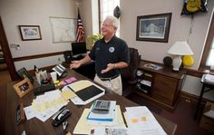 Rowan County Manager Gary Page retires after 30 years in government