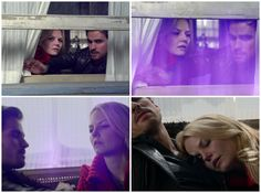 "Emma & Hook - 4x16 "" Best Laid Plans"" EVEN ASLEEP THEY'RE STILL THE CUTEST COUPLE ON THE FREAKING SHOW"