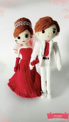 VK is the largest European social network with more than 100 million active users. Amigurumi Patterns, Amigurumi Doll, Doll Patterns, Crochet Patterns, Crochet Doll Dress, Knitted Dolls, Crochet Sunflower, Wedding Doll, Crochet Wedding