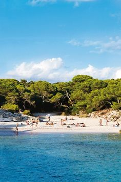 Mallorca and Menorca PART OF THE BALEARIC ISLANDS, MALLORCA AND MENORCA are more chilled-out and low-key than their party-loving sister island of Ibiza. MALLORCA, the larger of the two, is wonderfully diverse, from historic PALMA to cute artsy villages, like DEIÀ , and the pine-lined hidden coves along the north coast. Things are a lot quieter on MENORCA, but all the better for taking a week out and totally relaxing on truly stunning beaches. Hotels aren't super smart, but lovely little…