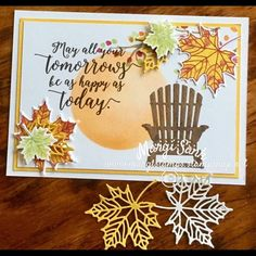 Stampin' Up! Colorful Season bundle