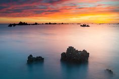 Trengandin spring sunrise - Andoni Lamborenea