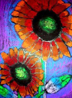 Artsonia Art Museum :: Artwork by Jarrin4 black glue