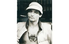 Bill Murray, here in the role of writer Hunter S. Thompson in the movie 'Where The Buffalo Roam.'
