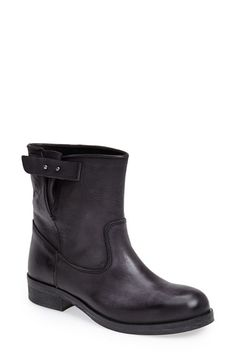 KBR Pull-On Leather Boot (Women) | Nordstrom