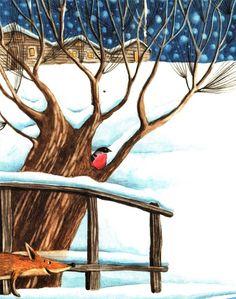 """Александра Ивойлова «Я построил дом с трубою»   """"Картинки и разговоры"""""""