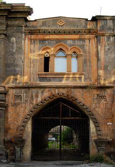 door....old city Gyumri, Armenia