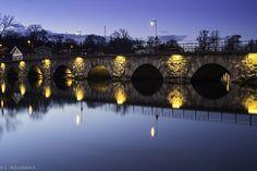 gamla bron Motala Sweden | Flickr - Photo Sharing!