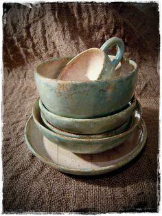 vintage ceramic bowls #ceramic #pottery #vintage #bowls