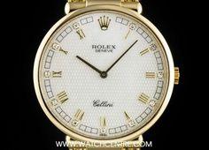 Rolex Yellow Gold Mother Of Pearl Diamond Dial Cellini Gents 5162 Rolex Cellini, Used Rolex, Pearl Diamond, Rolex Datejust, Audemars Piguet, Omega Watch, Rolex Watches, White Gold, Jewels
