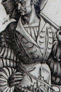 On the making of a Lederwams/Leder Gollar (leather vest/jerkin/doublet/jerkin).
