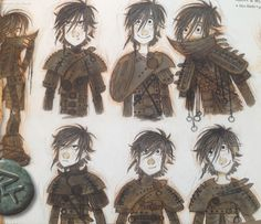Resultado de imagen para how to train your dragon concept art