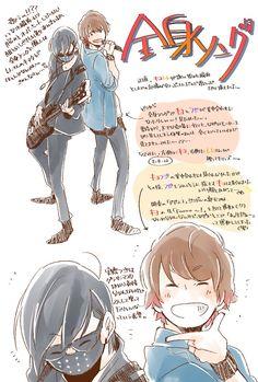 Vocaloid, Geek Stuff, Japan, Cartoon, Manga, Drawings, Anime, Geek Things, Engineer Cartoon