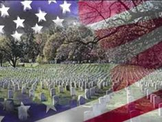 "A military tribute video to the Veterans that have paid the ultimate sacrifice for their service set to the song ""Arlington"" from Trace Adkins. Independance Day, Usa Tumblr, My Champion, Country Music Videos, Land Of The Free, American Pride, God Bless America, Before Us, Veterans Day"