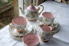 Royal albert fine bone china tea set