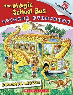#READ11BOOKS  Magic School Bus: Dinosaur Rescue - Paperback - The Scholastic Store