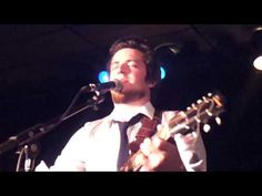 Lee DeWyze, Frames, Milwaukee WI; 7/24/13 from NEW ALBUM FRAMES - YouTube