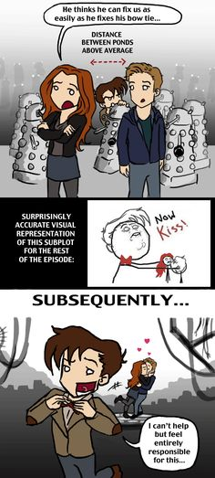Love in the Time of Daleks