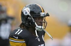Martavis Bryant #10 wide receiver in 2014.  The future is bright for the Steelers with young talent like this.
