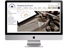 A Made to Measure Site for a Bespoke Tailor