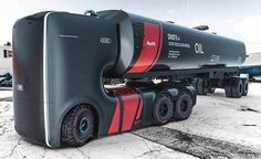 Was denkt ihr über das Audo #Truck #Konzept und denkt ihr, dass #Audi in der Lage ist, in Zukunft LKWs zu bauen?