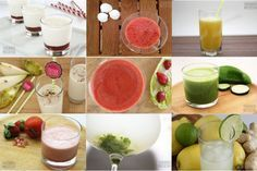 9 bebidas muy refrescantes para combatir el calor - http://www.thermorecetas.com/9-bebidas-refrescantes-combatir-calor/