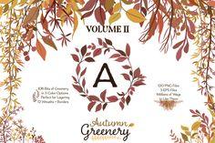 Fall Foliage Volume 2 By Kelly Jane Creative