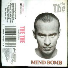 The The - Mind Bomb: buy Cass, Album, Dol at Discogs
