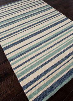 Earn your Stripes Area Rug