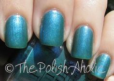 OPI Austin-tatious Turquoise | #EssentialBeautySwatches | BeautyBay.com