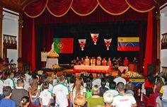 Cámara Municipal de Puerto Cabello conmemoró Centenario de la Virgen de Fátima