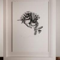 Waiheke Tapu Fantail Tatoos, Ink, Paper, Ideas, Home Decor, Decoration Home, Room Decor, India Ink, Home Interior Design