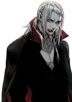 Disaster goth in a vampire costume Handsome Anime Guys, Hot Anime Guys, Character Inspiration, Character Art, Castlevania Anime, Vampire Boy, Vampire Stories, Arte Obscura, Vampires And Werewolves
