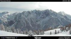 #Dolomiti di #Brenta #UNESCO World Natural Heritage in #ValdiSole. #Folgarida #Marilleva #ski #area